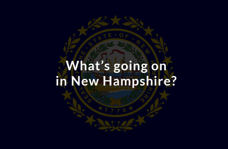 What's Going on in NH Law: August 2019